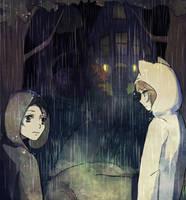 [SM] Rainy path by tshuki