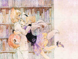 [SM: Chapter 8] Jump hug by tshuki