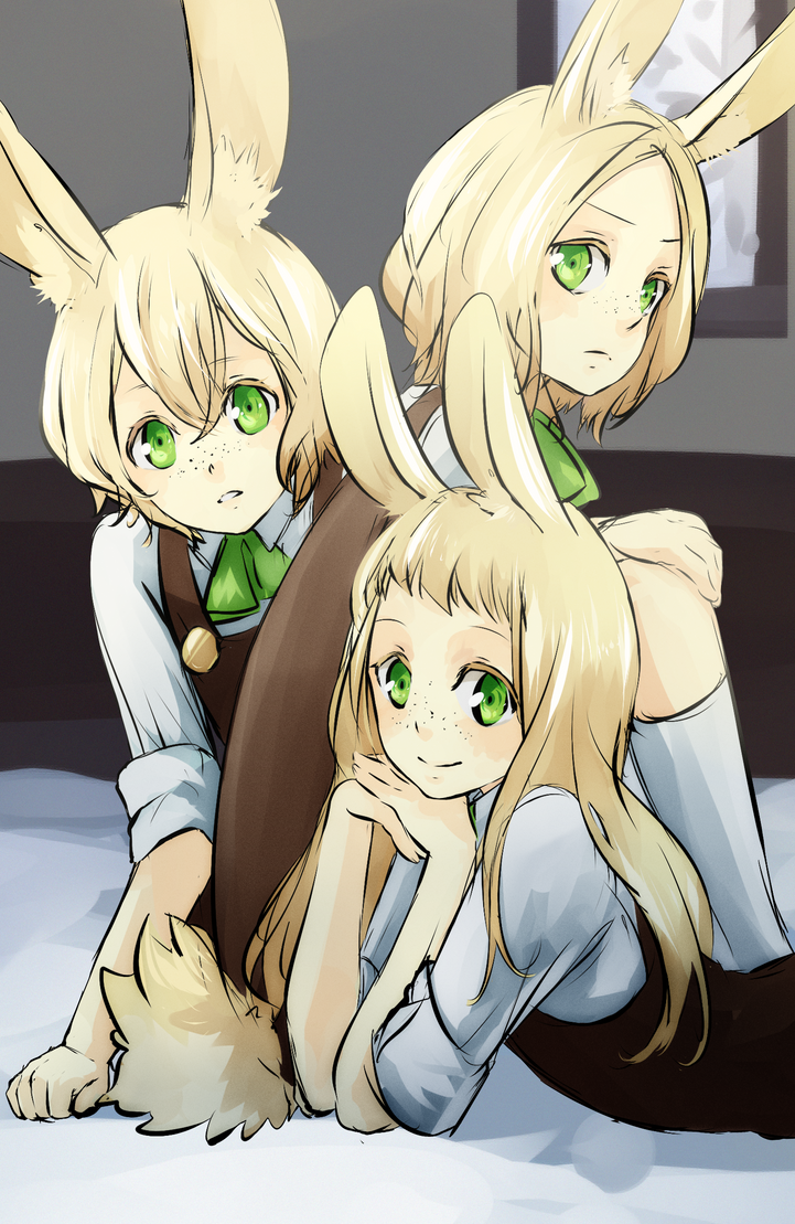 [SM] Sisters by tshuki