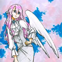 Classy angel by tshuki
