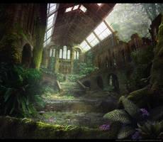 Fallen Beauty by everlite