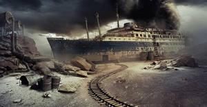 Wasteland 01 by everlite