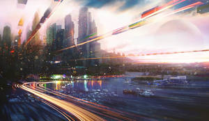 Future City 01 by everlite