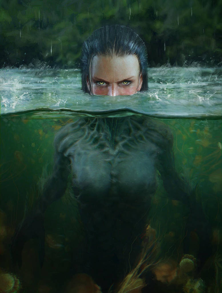 What Lies Beneath by everlite