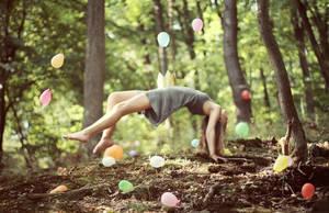 curious gravity by LenaCramer