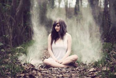 dust on the ground by LenaCramer
