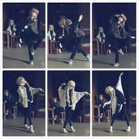 Dancers by Ylden