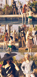 5th Atelier By The Pool -LIVE- by Ylden