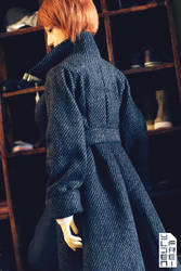 5th Atelier WIP: Trench Coat redux by Ylden