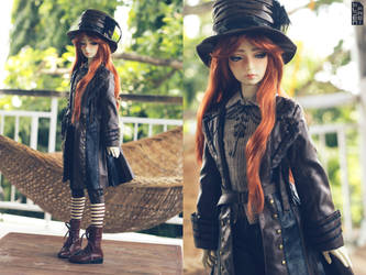 MMTiangge 2015: SD13 Prize Outfit by DollHearts by Ylden