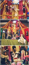 MMTiangge 2015 Booth Display: La Carnival by Ylden
