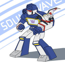 Soundwave by norunn8931