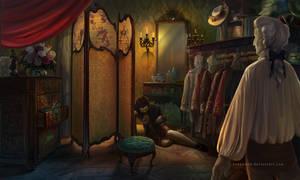 Wardrobe by anna-lakisova
