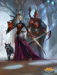 Ghost Warrior by anna-lakisova