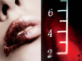 Lip Trauma by TheTragicTruth-Of-Me