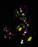 Bubbles 1 by Inilein