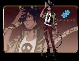 [MYO Fleuros] Coco by animaiden