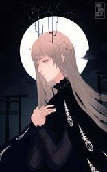 Moonlight Mistress by animaiden