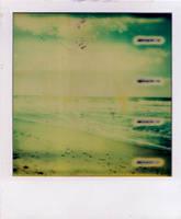 Beach polaroid 3 by anydaynow