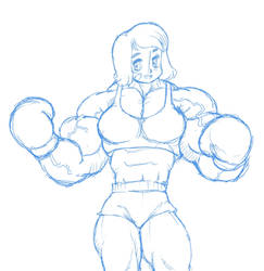 Cute boxer by blackkheart