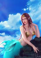 Mermaid by JiDu276