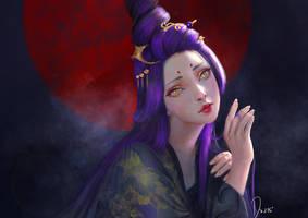 Portrait by JiDu276