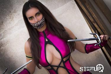 Mileena Cosplay (Mortal Kombat) by STeamUP