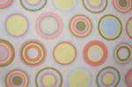 Lovely circles retro stock by paintresseye