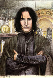 Professor Severus Snape C by user--9984