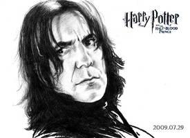 Professor Severus Snape E by user--9984