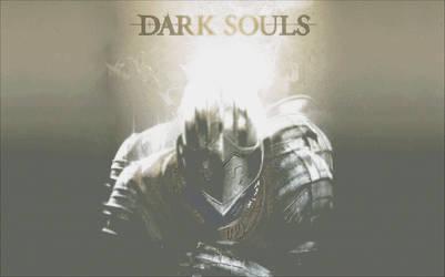 Dark Souls cross stitch pattern by jedi-gert