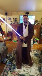 Jedi robes by jedi-gert
