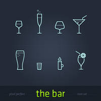 the bar by king-pavian