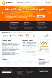 TechNexus venture collab by king-pavian