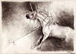Incarcerated unicorn. by makota
