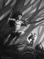 Bladedancer by KTK87