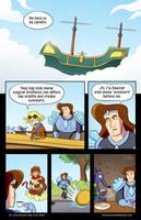 Everyone Loves Ezreal part 5 by EnciferART
