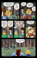 Everyone Loves Ezreal part 7 by EnciferART