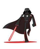 Vader by EnciferART