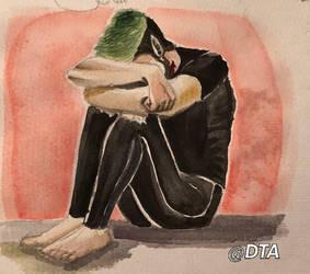 Sad Anti Bean by dolphintreasure81