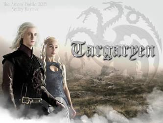 Targaryen by Kaylina