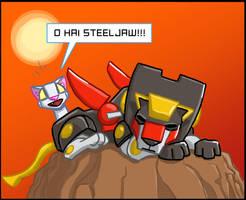 O hai Steeljaw by itswalky