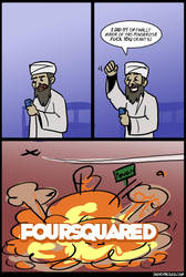 Shortpacked: Osama by itswalky