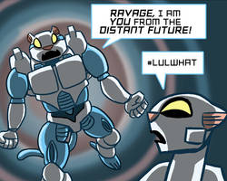 Panel from Recordicons 7 by itswalky