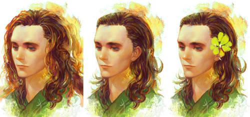 Loki by Hooooon