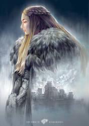Sansa Stark by Hooooon