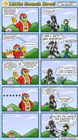 Smash Bros- Old Friends by Blue-Dreamcatcher