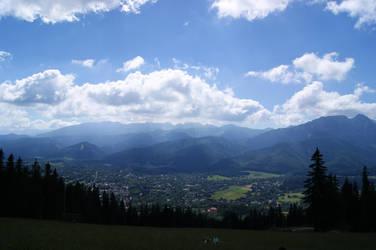 Zakopane = beautiful landscapes by Expectare
