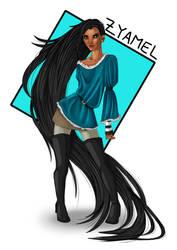 Zyamel by CrimsonSlush