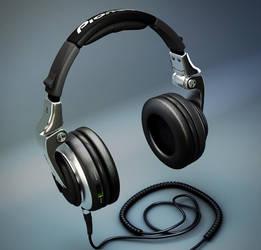 Pioneer HDJ-2000 DJ Headphones by TonyHarris